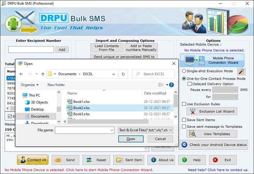 Bulk SMS GSM 8.2.1.0 full